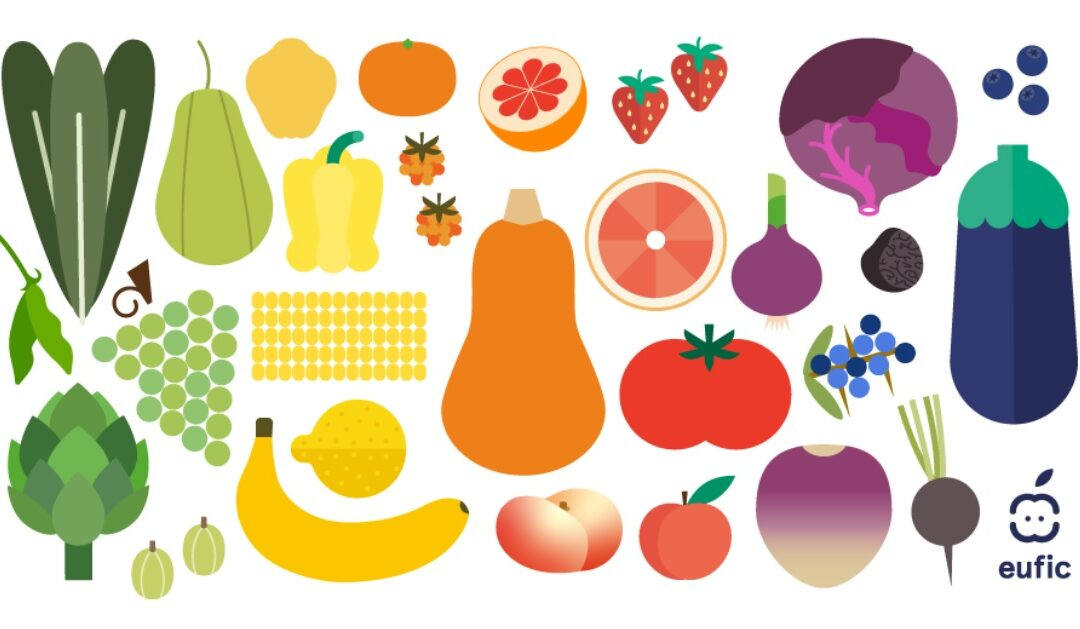 EUFIC launches 1st ever Europe-wide interactive fruit and vegetables map