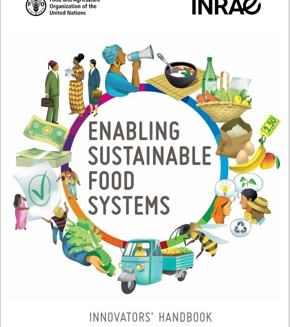 Enabling sustainable food systems. Innovators' handbook is out