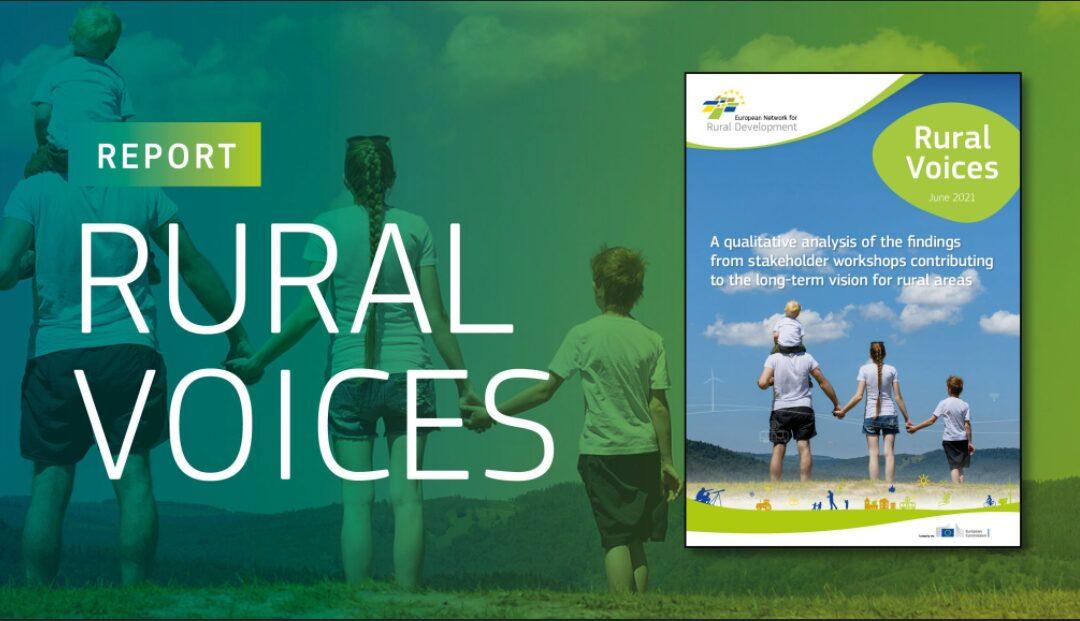 """Rural Voices"" report"