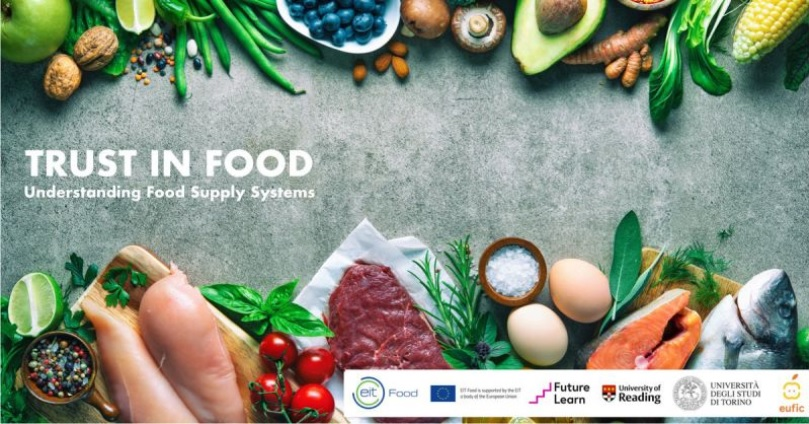 Free online course 'Trust in Our Food: Understanding Food Supply Systems'